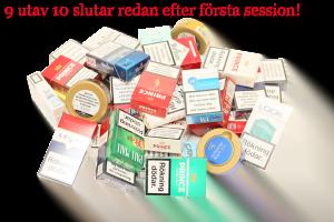Rökavvänjning